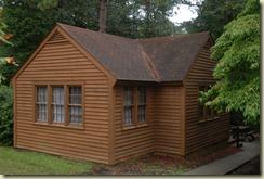 01 Cheraw Cabin Outside