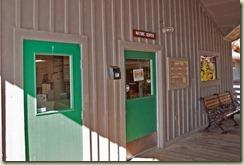 Nature Center Doorway