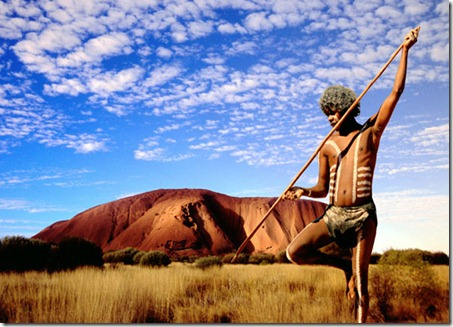 Aborígine. Foto: Andrómeda News