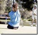 Nick Vujicic - Golfing 01