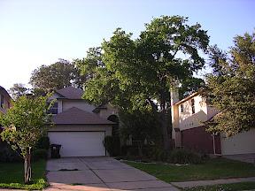 Peabody Drive house