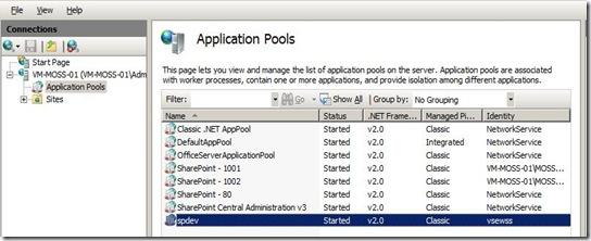 app-pool