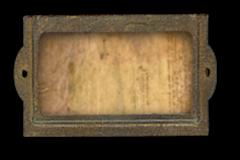 blank bookplate 1