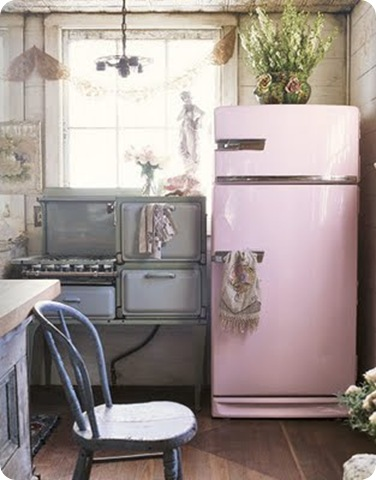 elle decor pink