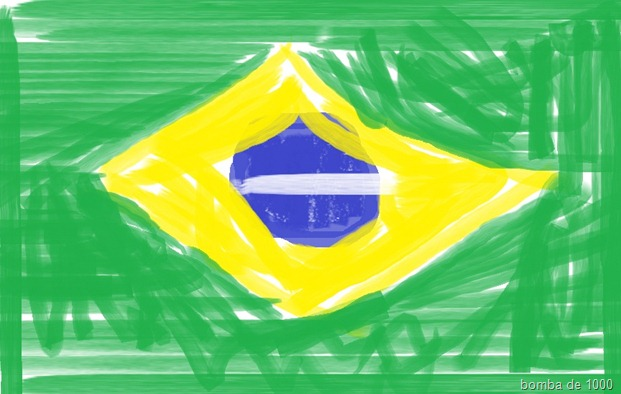 Bnadeira do Brasil