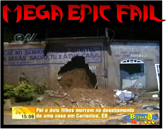 Mega Epic Fail Bombade1000