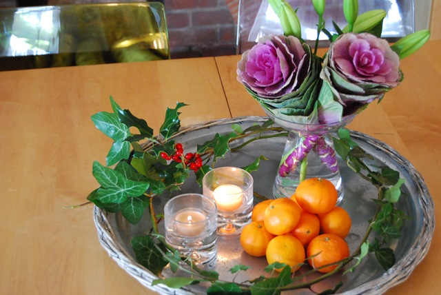 December table centre (2)