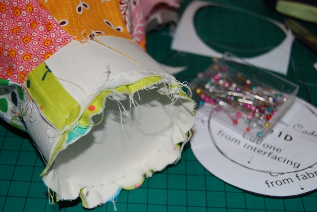 Pin cushion caddy work mess!