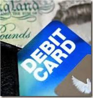 debit card images