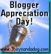 Blogger Appreciation Day Award (justmarriedwithcoupons)