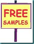 free samples post