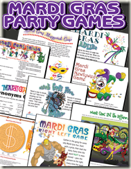 mardi gras printables larger