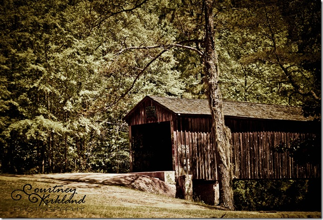 Covered Bridge 297