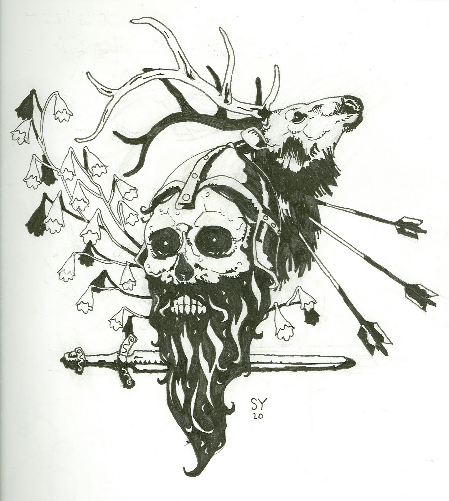 Viking Symbols Of Invincibility 113155 Cours Particuliers Domicile