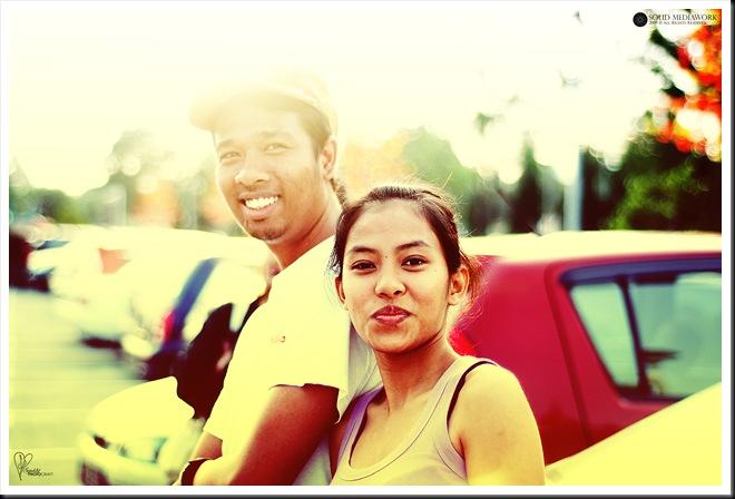 kakak with Ayin