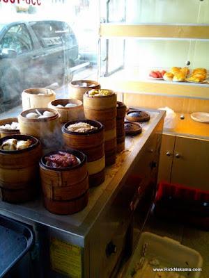 www.RickNakama.com Happy Garden Inc Chinese Restaurant Dim Sum Maunakea Street Phone 808-538-1088