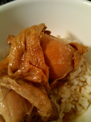 www.RickNakama.com Chicken Adobo Cuisine Art Pressure Cooker Recipe