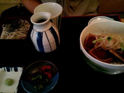 www.RickNakama.com Soba & Tempura I-Naba Honolulu Restaurant