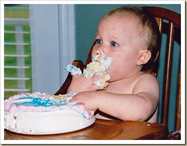 cake eating 2