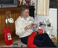 J likes Stockings