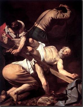 jesus-caravaggio-the-crucifixion-of-peter