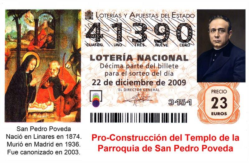Lotería de Navidad 2009
