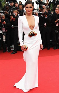 64th cannes film festival cheryl cole srphane rolland