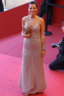 64th cannes film festival roberta armani