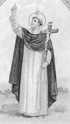 St. Vincent Ferrer, OP
