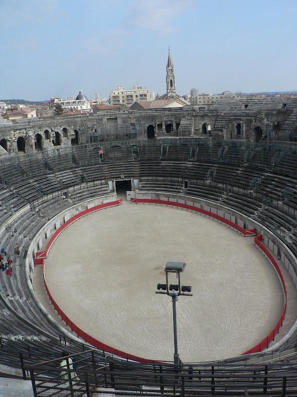Coliseum high view