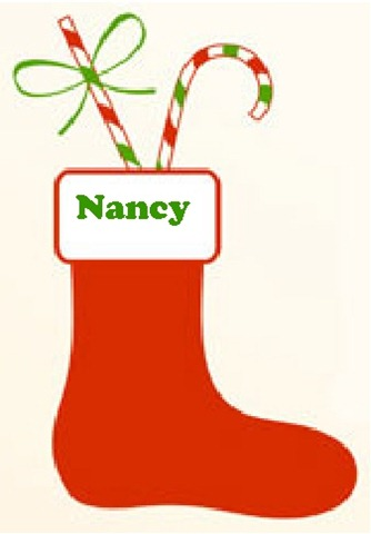 Nancy stocking