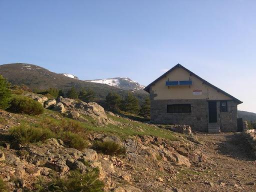 Refugio de Pingarron