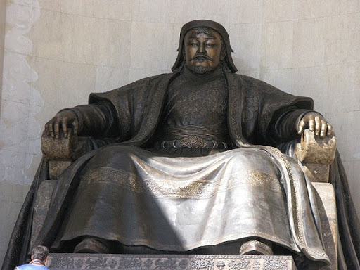 genghis khan quotes. Genghis Khan and his empire,