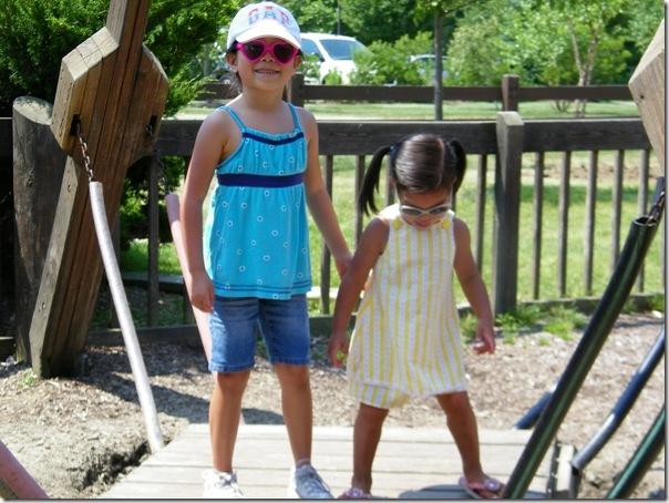 callie and sarah