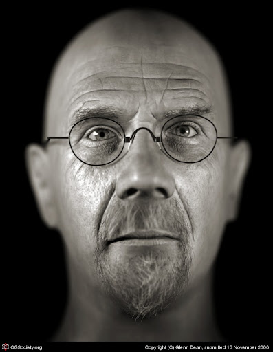 29 30+ Amazing And Mindblowing 3D Portrait Art Works