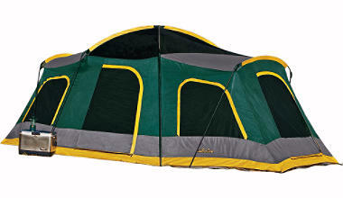 S&le pic from Cabelas  sc 1 st  Expedition Portal Forum & FOR SALE: Cabelas Deluxe Backwoods 3-Room Cabin Tent - Expedition ...