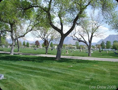 Lehi Utah Cemetery 3