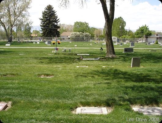 Lehi Utah Cemetery 9