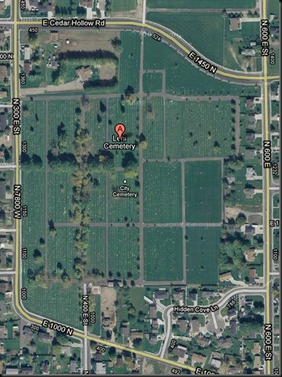 Lehi_Cemetery_Google_Aerial