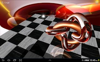 Screenshot of 3D Sensations Free