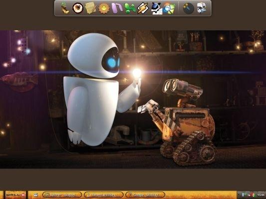 Walle-desktop
