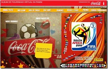 Album Copa 2010