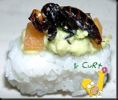 Sushi de Inseto 11