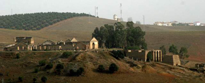 Grupo El Castillo-La Rosa: pozo Santiago