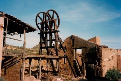 Pozo San Ildefonso, mina Artesiana