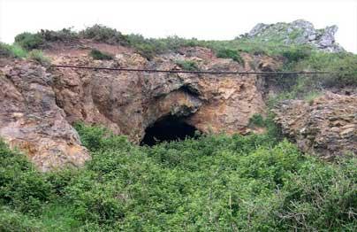 Minas de La Soterraña