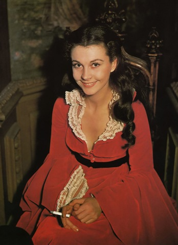vivien leigh behind the scences