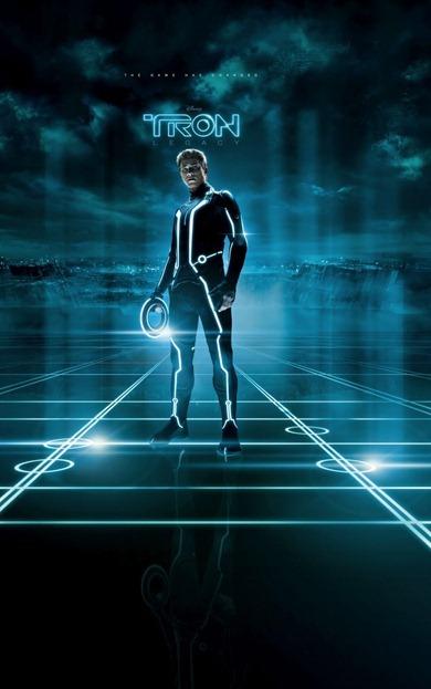 Garrett Hedlund Tron Legacy