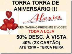 TORRA TORRA ANIVERSÁRIO !!!!