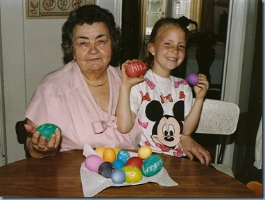 goose eggs with gma great